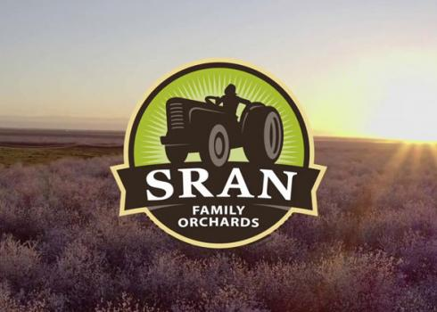 The Sran Family Orchards logo